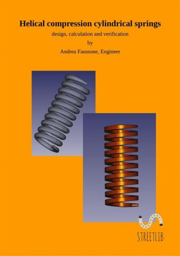 Helical compression cylindrical springs