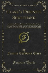 Clark's Definite Shorthand
