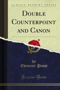 Double Counterpoint and Canon