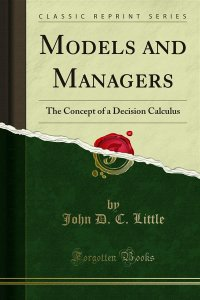 Models and Managers