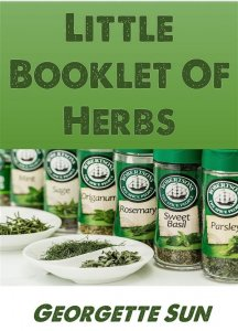 Little Booklet Of Herbs